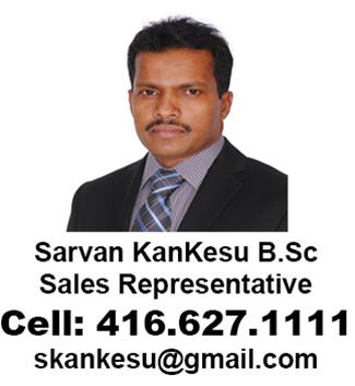 Sarvan Kankesu